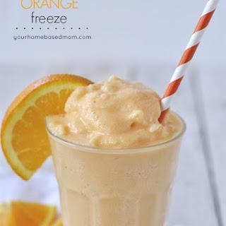 Orange Freeze Recipe