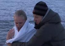 Mercedes Milá Protagoniza Un Desnudo Integral En El ártico Con