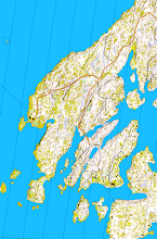 Photo: The southernmost part of Cape Porkkalanniemi, Kirkkonummi. Created with the default settings of Karttapullautin (ver. 20120923) from the open data of the National Land Survey of Finland (www.maanmittauslaitos.fi)