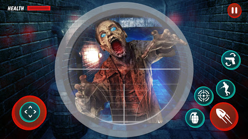 Zombie Survival: Target Zombies Shooting Game 2.0 screenshots 4