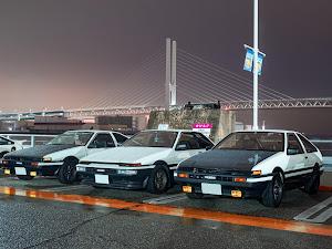 スプリンタートレノ AE86 S61•GT-APEXのカスタム事例画像 ささき ゆーまさんの2020年12月30日21:15の投稿