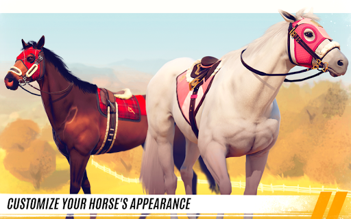 Rival Stars Horse Racing - screenshot