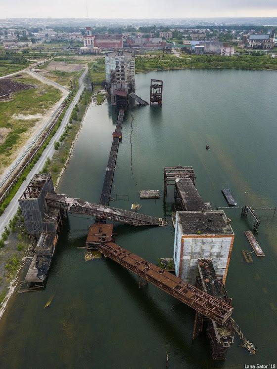 Berezniki, a Atlantis russa