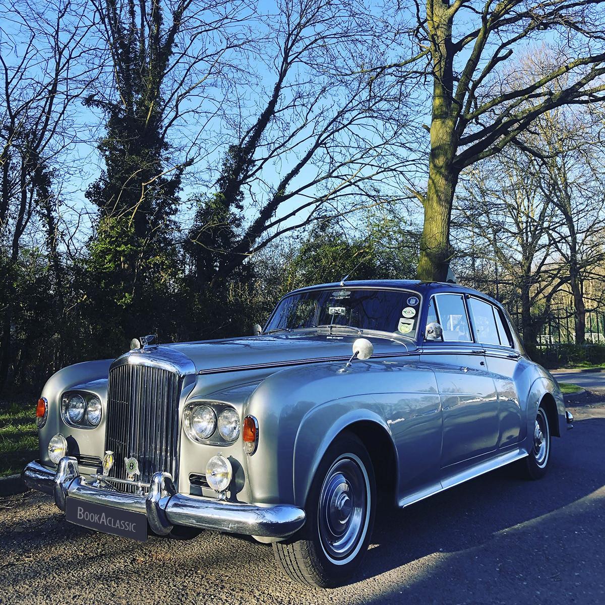 Bentley S3 Hire Bromley
