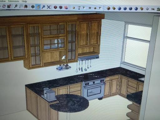 Kitchen Set Jepara
