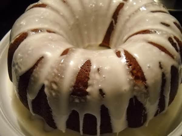 Mom's Cocoa Cinnamon Pound Cake Recipe