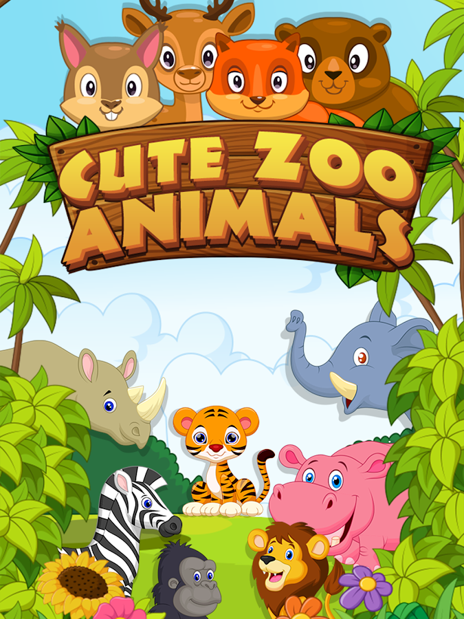 Cute Zoo Animals- screenshot