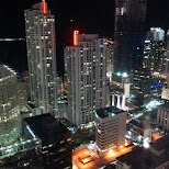 amazing view from Sugar in Miami, Florida, United States