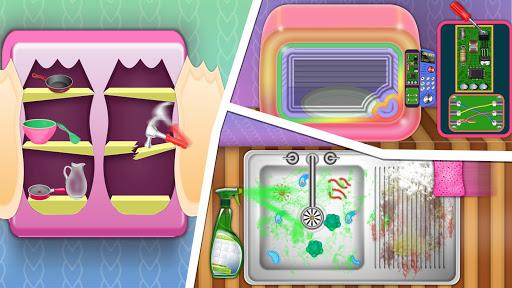 Repair Modern House: Cleaning & Fix it Game 0.2 screenshots 2