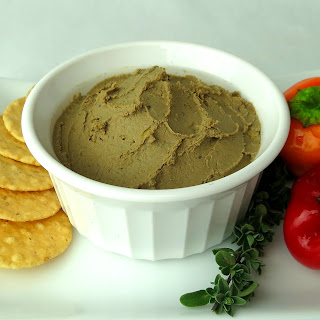 Easy Liver Pate.