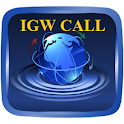 IGW CALL (Itel) Mobile Dialer icon