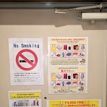 instructions in Tokyo, Tokyo, Japan