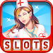 Girl & Vegas Slots Free Casino icon