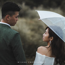 Wedding photographer Wilson Hsu (wilsonhsu). Photo of 10.06.2019