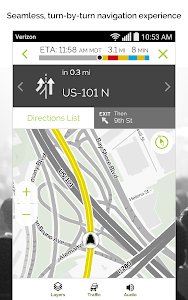 MapQuest GPS Navigation & Maps screenshot 6