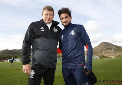 """Saief : """"Anderlecht, j'en avais entendu parler avant de venir en Belgique, c'est le club que tout le monde connait!"""""""