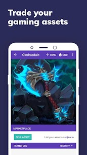Enjin: Bitcoin, Ethereum, Blockchain Crypto Wallet App Latest Version Download For Android and iPhone 6