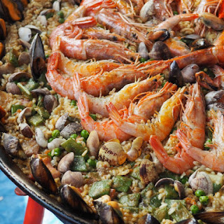 How To Make The Best Mouthwatering Paella.