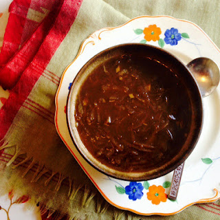 'French' Onion Soup