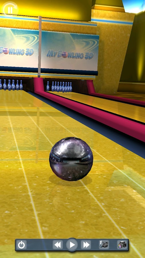 My Bowling 3D- screenshot