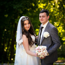 Huwelijksfotograaf Anna Zhukova (annazhukova). Foto van 27.08.2018