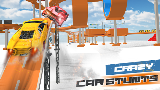 Ultimate Car Stunts : Extreme Car Stunts Racing 3D apktram screenshots 23