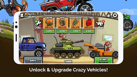 Hill Climb Racing 2 1.16.1 (Mod/No Root) Apk