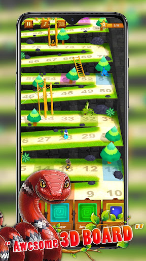 Snakes and Ladders 3D Multiplayer 1.14 screenshots 1