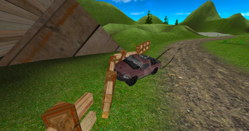 Offroad 4x4 Jeep Racing 3D apkpoly screenshots 2