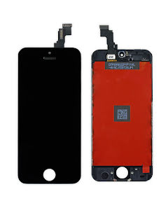 iPhone 5C Display, Shenchao Black