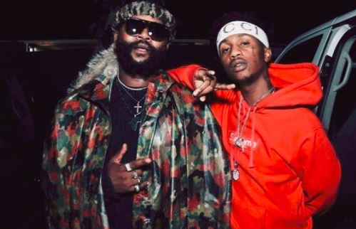 Erm Sjava And Emtee Used To Wear The Same Clothes