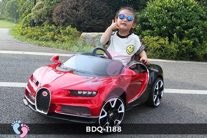 Xe hơi điện cho bé Bugatti BDQ-1188 5
