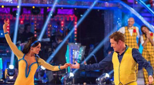 Strictly Come Dancing judges 'crying with laughter' after Brian Conley's outburst