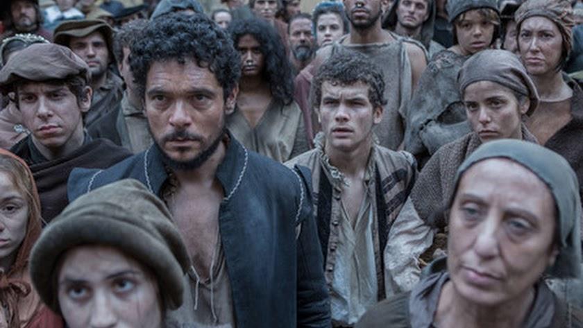Fotograma de la primera temporada de la serie de Movistar Plus.