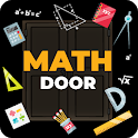 Math Doors   Riddles and Puzzles Math Games icon