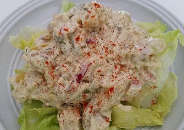 ~ Tuna & Shell Salad ~ Recipe