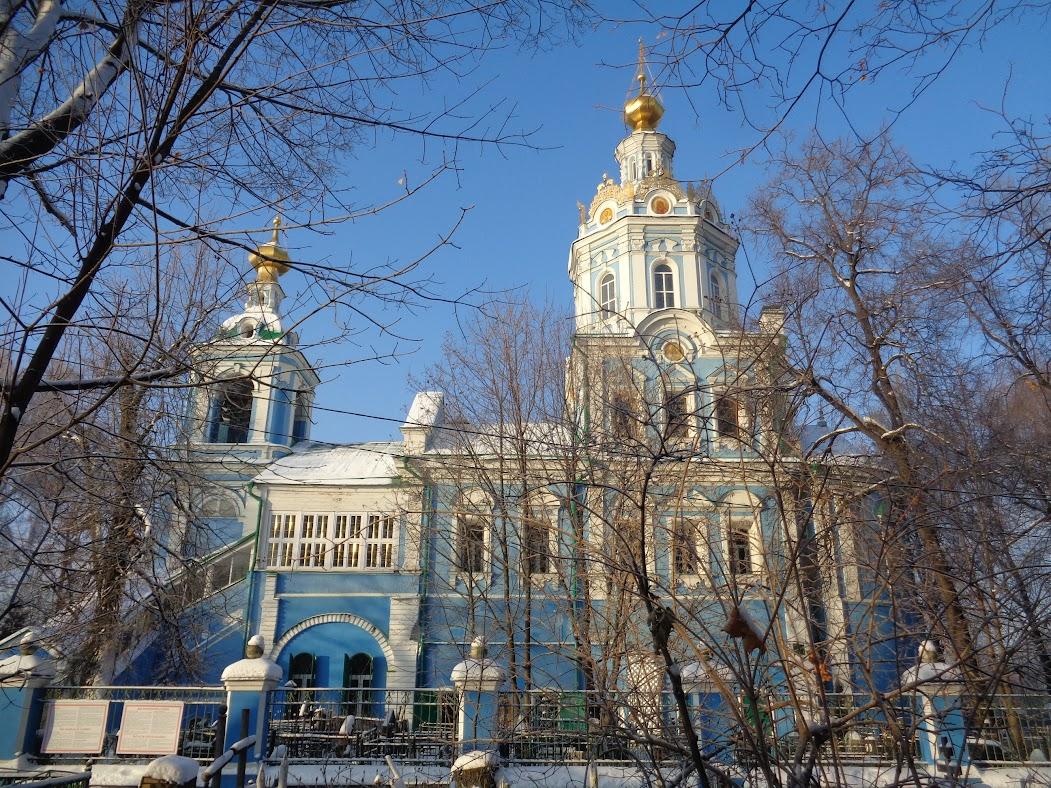 На восток от Москвы: церкви Балашихинского, Люберецкого и Раменского районов