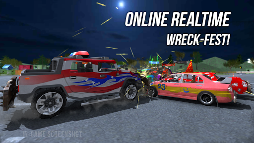 Demolition Derby Multiplayer 1.2.1 screenshots 5