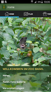 Zoo Basel- screenshot thumbnail