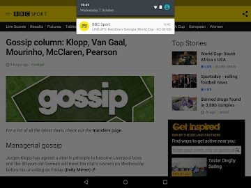 BBC Sport Screenshot 12