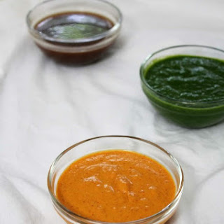 Red Garlic Chutney for Chaat Recipes   Spicy Garlic Chutney Recipe
