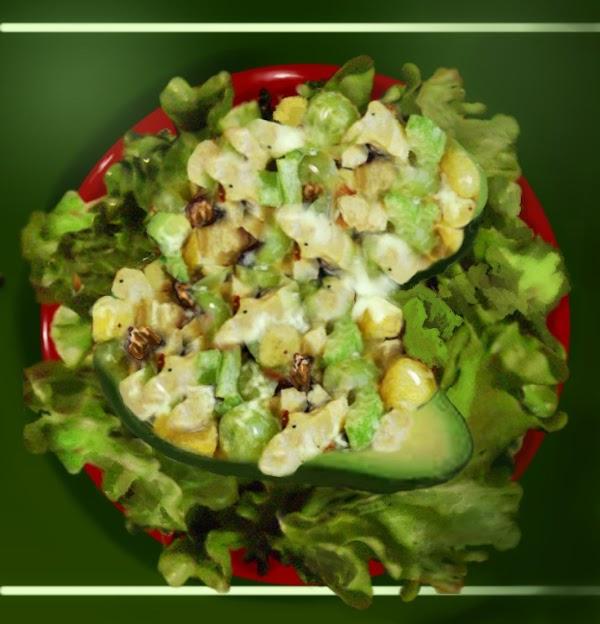 Poppyseed Chicken Salad Recipe