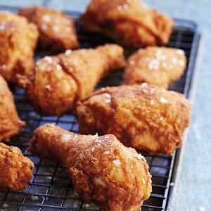 """""""Buttermilk"""" Fried Chicken"""