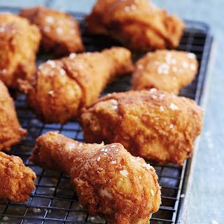 """""""Buttermilk"""" Fried Chicken Recipe"""