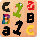 Alphabet Puzzles For Toddlers Icon