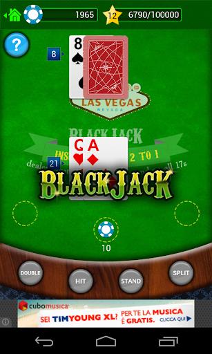 BlackJack 21 Free 1.0.7 Mod screenshots 3