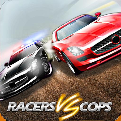 Racers Vs Cops : Multiplayer (game)