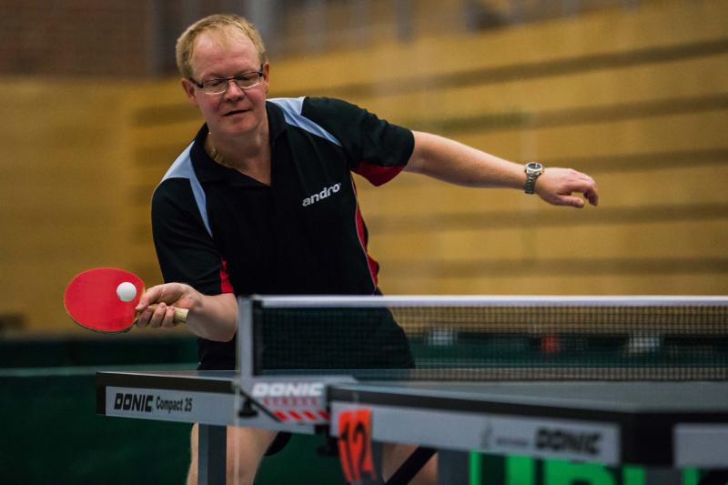 Ulrich Hosse, Sieger in der Herren A-Konkurrenz