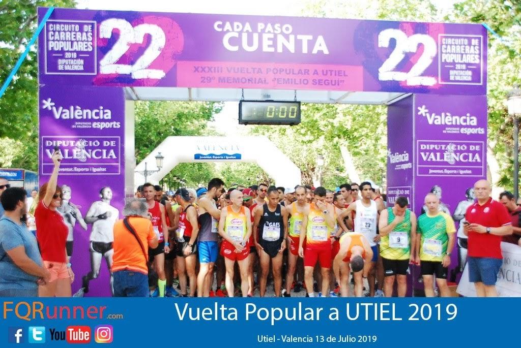 Fotos Vuelta a Utiel 2019 Memorial Emilio Seguí