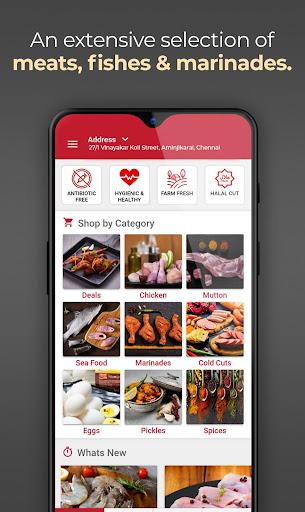 TenderCuts - Farm Fresh Meat & Fresh Fish android2mod screenshots 2